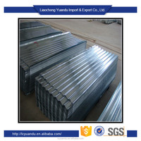 Africa Corrugated Metal Sheets Costs