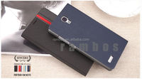 Hot selling cell phone wallet case leather cover For HTC Desire HD