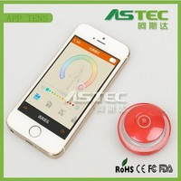 Portable Wireless effective muscle stimulator,Tens Massager tens electronic pulse massager