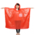 Emergency Disposable Rain Poncho Various Colors and logo