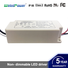 25W 30W 36Volt 500ma 600ma 700ma led driver power supply for wallpack light