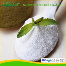 natural stevia leaf extract powder soft ice cream powder mix