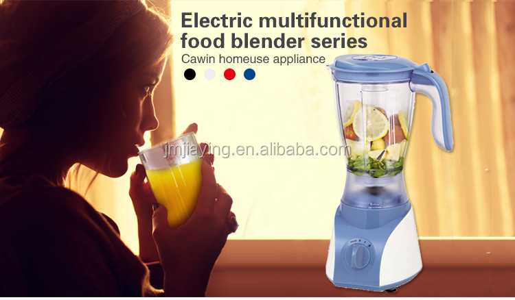 New Design 2 Speeds 1.5L PS Or Pc Jar Factory Price Hot Sale 2 In 1 Electric Powerful Blender