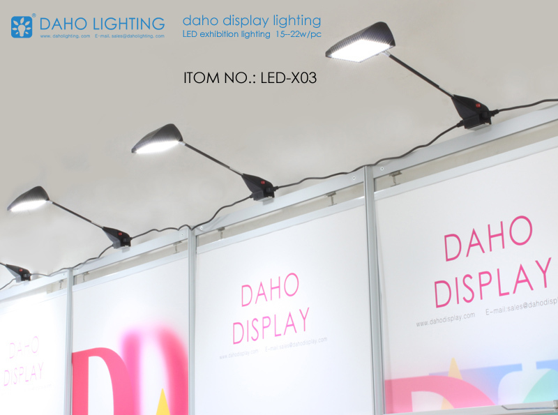 exhibition lighting