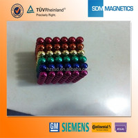 Hot Sales Cheap Colourful Magnetic Balls