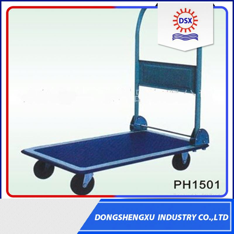 Heavy Duty Warehouse Aluminum Shopping Tool Cart