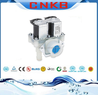 Plastic Tub Material and Electric Power Source Semi Automatic Twin Tub Washing Machine Water Solenoid Valve