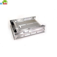 Custom high quality CNC turning 8740 alloy steel cockpit chassis for aircraft parts from china manufacturer