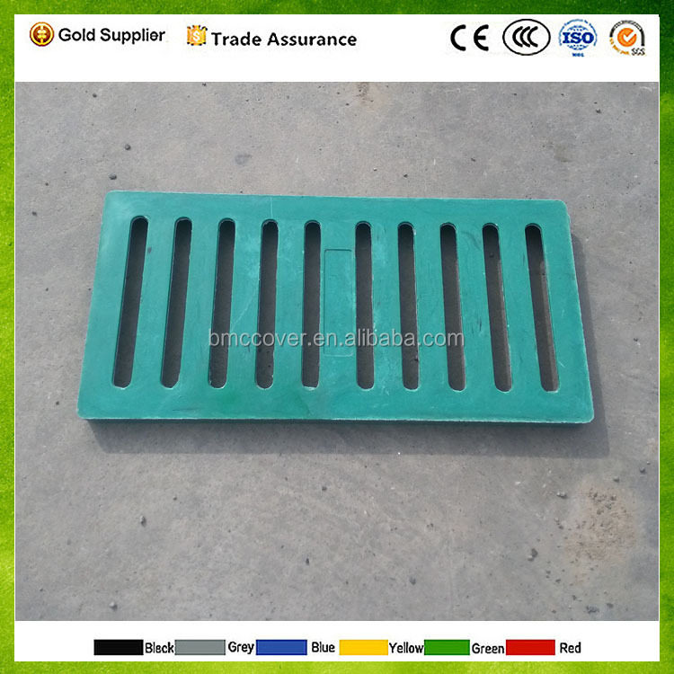 Composite Resin Rectangular Shower Drain Cover
