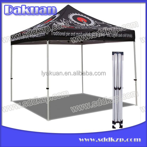 2016 Good Price 10x10 Carpas Sun-800d Display Canopy with Custom Side