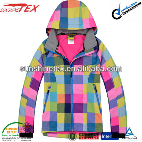 Latest jacket designs college women's jackets & coats