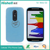 Cheap phone case price, soft tpu cellular cover, tpu case for Moto G2