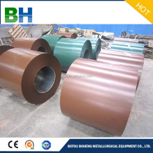 Prepainted galvanized iron sheet/PPGI/prepainted gi steel coil