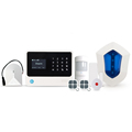 app easy control security alarm system & wireless/wired security SMS alarm system &WIFI GSM alarm system smarthome