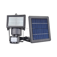 High quality wall mounted solar powered lamp solar security light outdoor indoor led lamp