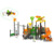 High quality primary school plastic outdoor playground equipment