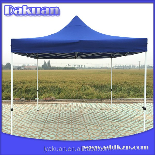 Top Quality Waterproof PVC Steel Foldable outdoor Canopy