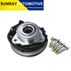 Front Wheel Hub Bearing Assembly 515050 for Aviator Mountaineer Explorer 4 Door w/ ABS BR930456