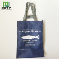 Quality assurance promotional recycled pp woven shopping bags