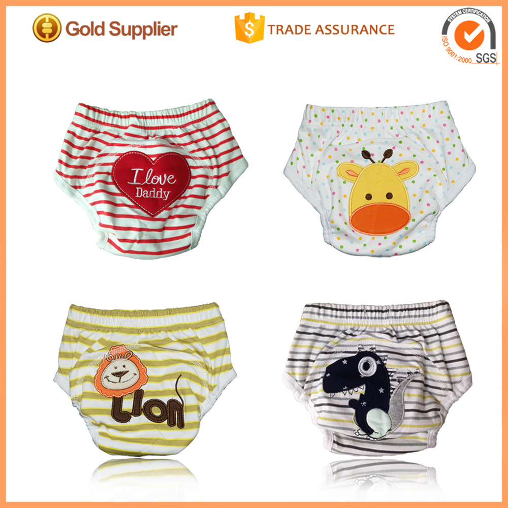 My Choice Newest Patterns Baby Training Pants Traniners