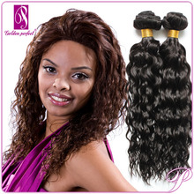 New Arrive wet and curly 12 inch Human Hair Extensions indian remy For Black Women