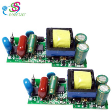 4-7W 8-12W high pf 120-350mA led bulb driver module with 3 years warranty pass BIS