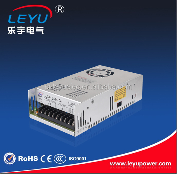 110v 220v ac to 36v dc regulated single output switching power supply for led driver S-350-36 electronic equipment