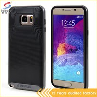 2016 hot 2 in 1 hybrid back cover for samsung note 5, fancy mobile phone case for samsung galaxy note 5
