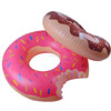 Giant Donut Pool Float Inflatable Swimming