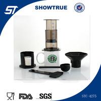 Factory direct sale aeropress coffee and espresso maker