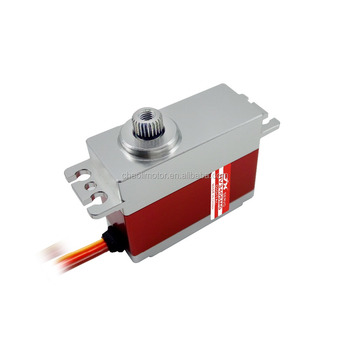 High voltage PDI-HV3406MG metal gear digital electric lock servo