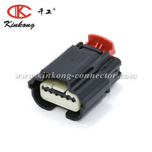 6 pin female waterproof Molex automotive accelerator pedal connector for Ford Focus 31403-6110