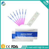 One Step Rapid Drug Abuse Test Kit COT urine Cotinine Test Kit