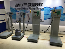 LPG digital cylinder filling weight scale machine 2-120KG