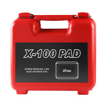 Top Selling 100% Original XTOOL X-100 PAD Auto Key Programmer with EEPROM Adapter Support Special Functions X100 PAD