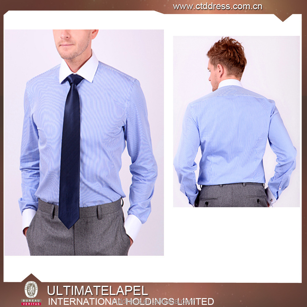 famous brand shirt for men,business shirt,slim fit dress shirt
