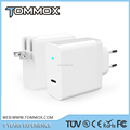 Tommox type c charger hub ,portable charging hub, USB Charger HUB for cellphone
