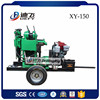portable low cost efficienty small water well drilling rig