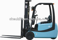 3 wheel AC 1 ton electric forklift truck