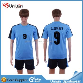 White Soccer Uniform 99