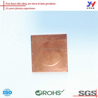 OEM ODM customized Precision Stamping Computer hardware/Stamping cooling fin