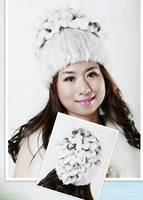 Women Winter Fur Hat