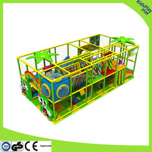ASTM Certificated soft indoor playgroundr playground children game with sand pit