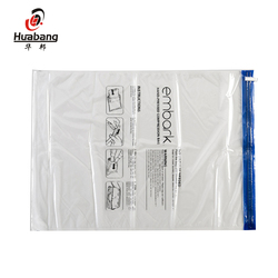 Wholesale high quality Vacuum Bag Roll Travel Storage Bag For Cloth
