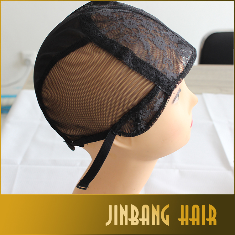 Small cap/middle cap/big cap wigs available Lace Wig Cap for wig making caps