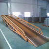 10T Top quality warehouse hydraulic yard ramp lift table