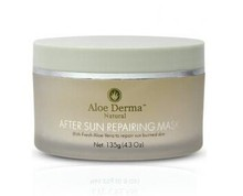 Aloe Vera After Sun Repairing Mask 135ml