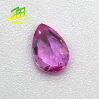 Factory Price Loose Gemstone Pear Shape