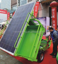 Solar Electric tricycle,electric rickshaw,autorickshaw,three wheeler,tuktuk,pedicab,trike,trishaw
