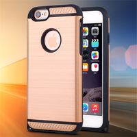 New arrival bulk cell phone case for iphone 6s plus case, armor phone case for iphone 6s